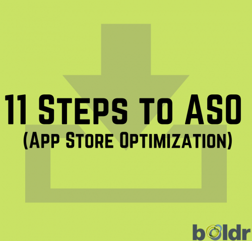 11 Steps to ASO
